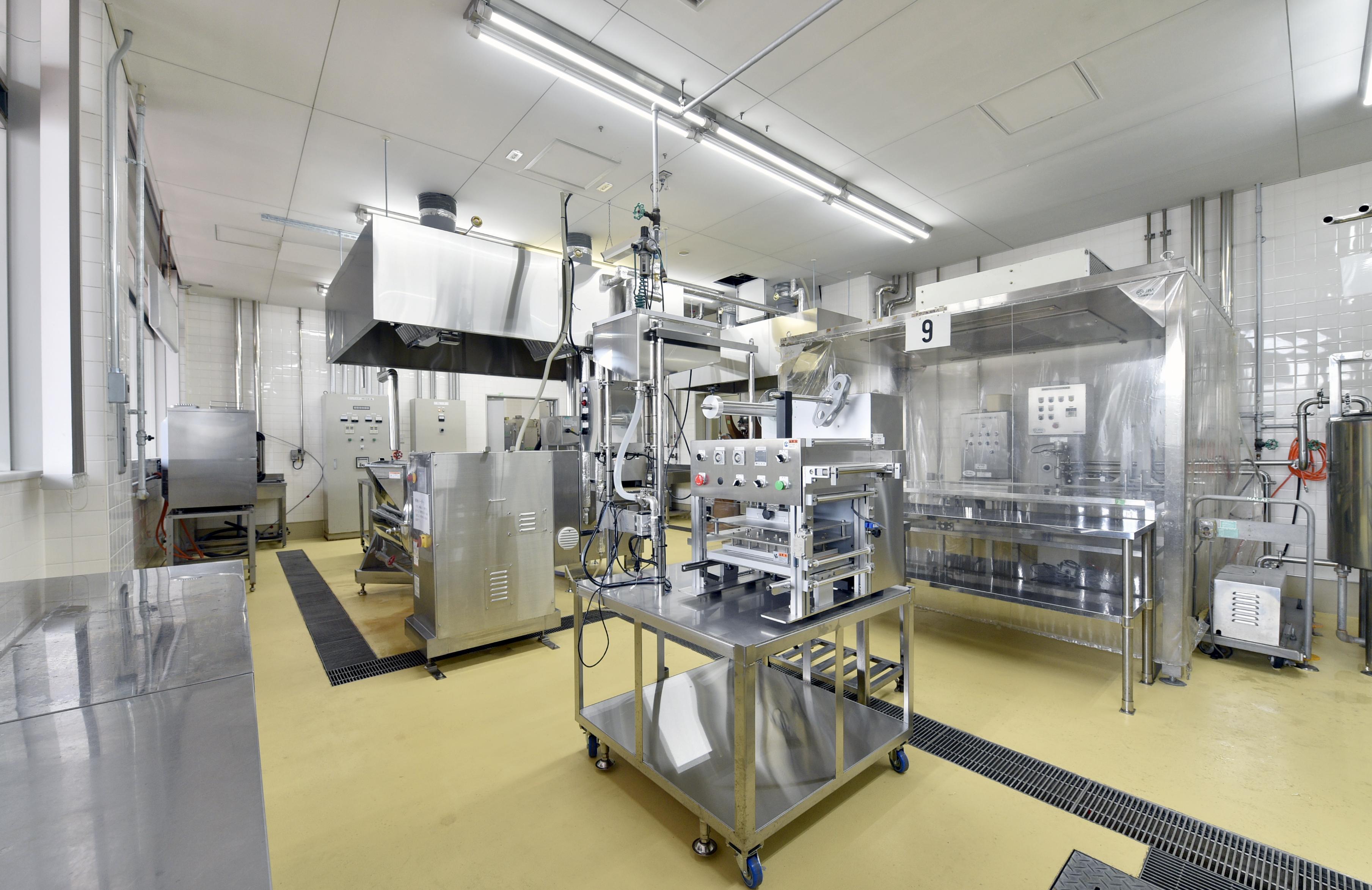 ハラール専門工場
