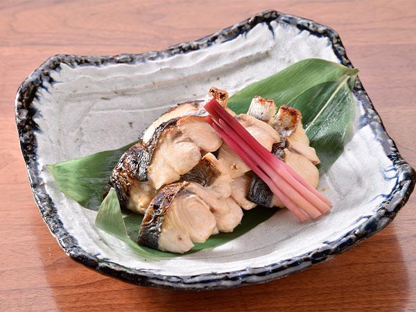 鰆柚庵焼き